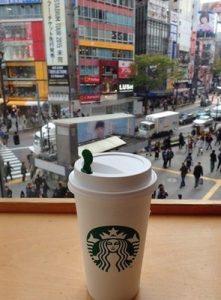 スタバ_渋谷01
