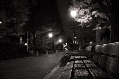 夜の公園02