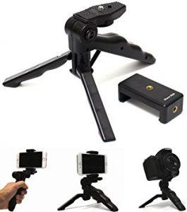 スマホ用カメラ2Wayスタンド