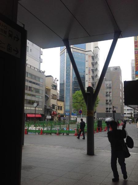 秋葉原駅_昭和通り