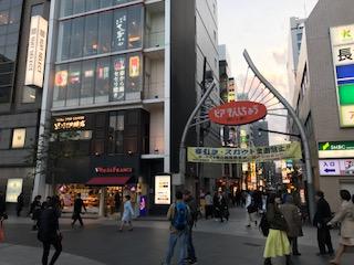 錦糸町商店街